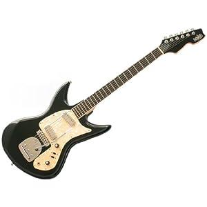 Eastwood Ichiban Guitar – Black