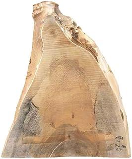 【送料無料!】トチ 栃 とち 無垢材 天然木 端材 DIY用 カッティングボード 92×74×5㎝ 【ワールドデコズ】