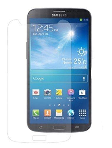 Funnytech_ - Cristal templado para Samsung Galaxy Mega 6.3 I9200. Protector de pantalla transparente para Samsung Galaxy Mega 6.3 I9200. Vidrio templado antigolpes (Grosor 0,3mm) – Kit de instalación incluido
