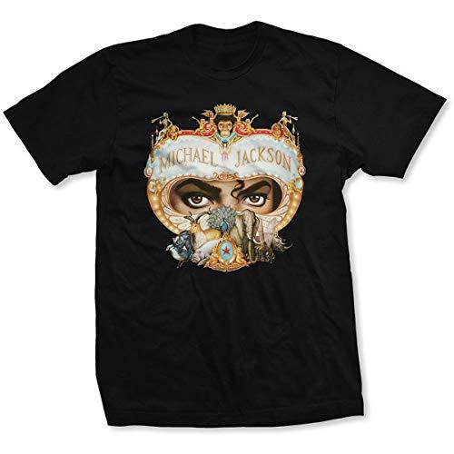 T-Shirt # M Unisex Black # Dangerous