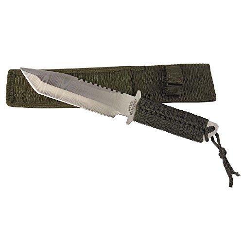 Haller Couteau avec poignée en Corde 84499 Vert
