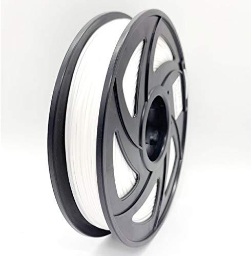 XBaofu 1pc Ender 1.75mm 3d Printer PLA Filament 6 Colors PLA Filament For CREALITY 3D Printer 3D Printer 0.5kg (Color : PLA White)