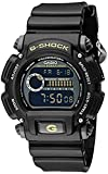 Casio Mens G-Shock Digital Watch, with Shock Resistant, Quartz Digital Movement, Stopwatch, and Countdown Timer, Auto Calendar, Backlight with Afterglow, Water-Resistant to 200 M (660 Feet)