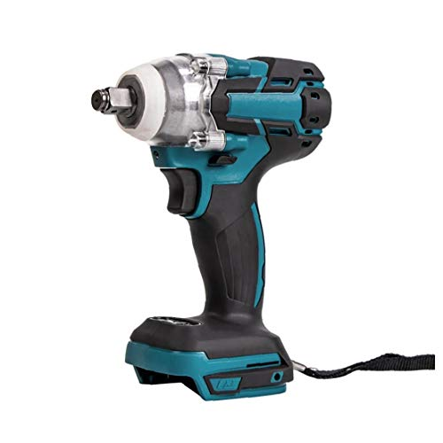 ZYCX123 18V 520Nm Drehmoment Elektro-Schlagschrauber 1/2 Zoll Brushless Cordless Power Tool Schlagfrequenz Wrench