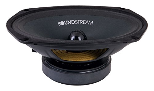 Purchase Soundstream SP2.694 125W 6x9 2-Way Pro Audio Series Midrange Driver