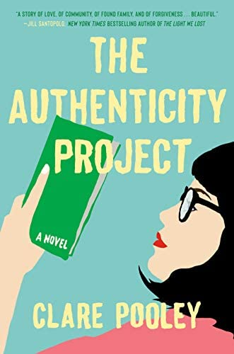 The Authenticity Project A Novel product image