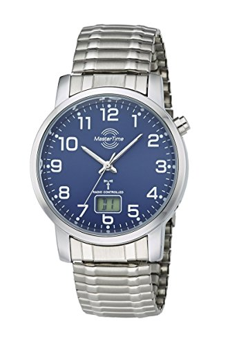 Master Time Funk Quarz Herren Uhr Analog-Digital mit Armband MTGA-10489-32M
