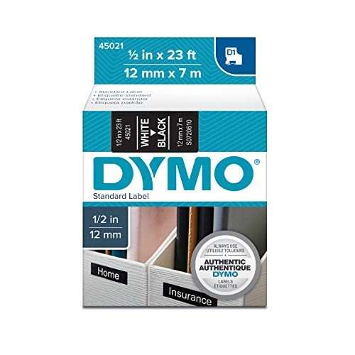 Top dymo d1 permanent label tape for 2021