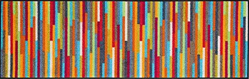 Wash+Dry - Tapis Mikado Stripes 60x180, Coloré