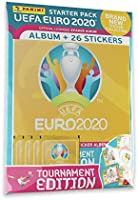 Panini UEFA Euro 2020 Sticker Collection Starter Pack