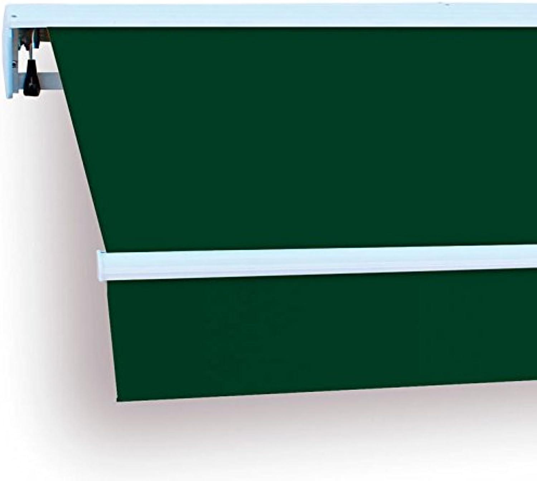Markise SMARTSUN CLASSIC 3x2m Polyester grün