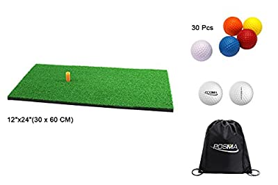 Posma HM040AA Alfombrilla golf