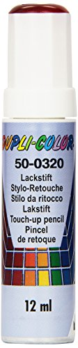 Dupli-Color 687549 Lackstift Auto-Color rot metallic 50-0320 12ml, Red