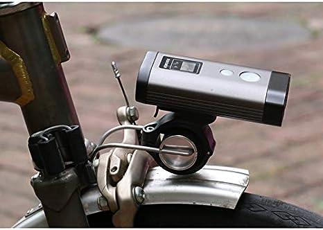 Black Gold bobotron Superlight Front Light Bracket Bike Light Holder for Brompton Folding Bicycle Accessories