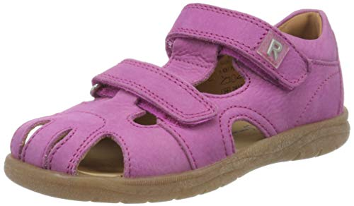 Richter Kinderschuhe Mädchen Babel Geschlossene Sandalen, Pink (Passion 3300), 26 EU
