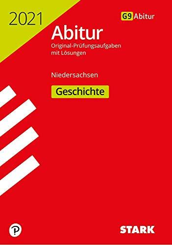 STARK Abiturprüfung Niedersachsen 2021 - Geschichte GA/EA: Ausgabe mit ActiveBook
