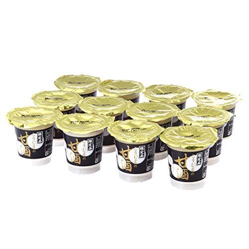 太子食品 麹と米だけからつくった甘酒 ( 130g×12個セット ) お酒 あまざけ [ 国産米100%使用 ] ノンアルコール 無加糖