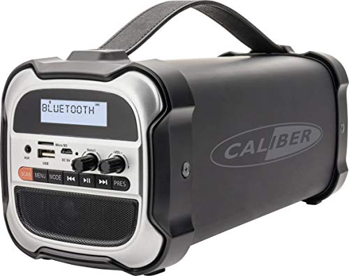 Caliber HPG525DAB-BT tragbare Bluetooth Lautsprecher mit DAB+