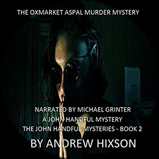 The Oxmarket Aspal Murder Mystery cover art