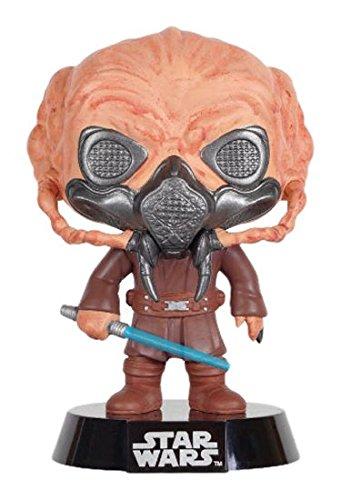Funko 599386031 - Figura Star Wars plo koon edición Limitada