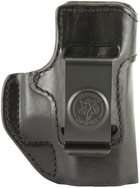 Desantis 127BA8JZ0 Gunhide, Inside Heat Inside The Pant, Fits Sig P365, Right Hand, Black Finish, N A