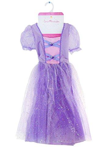 Great Pretenders Storybook Rapunzel Dress, Small