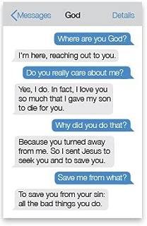 Messages From God (Packet of 100, NKJV)