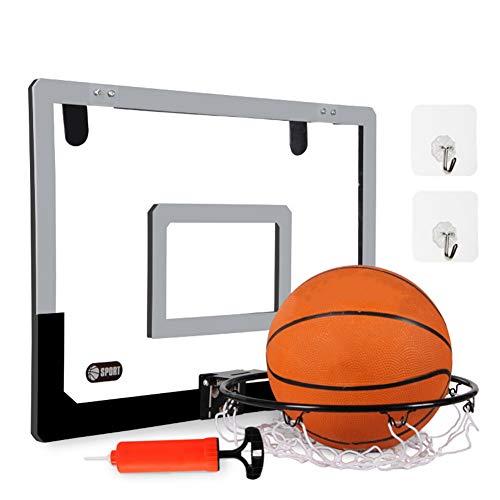 Muurbasketbalring, Geen Hangend Basketbalbord Kan Aan De Muur of Deur Worden Gehangen Voor Indoor Basketbalspellen Voor Jonge Kinderen