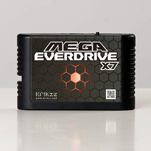 Mega EverDrive X7。