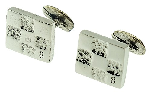 Traditional bronze cuff links 8th anniversary gift ideas for your husband