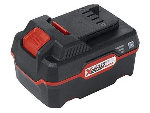Bateria de 20v Capacidad 4AH Parkside para Equipos Serie X20VTeam PAP20A3 Gran Capacidad Original Solo para X20Vteam