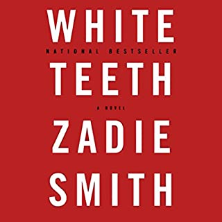 White Teeth                   By:                                                                                                                                 Zadie Smith                               Narrated by:                                                                                                                                 Jenny Sterlin                      Length: 23 hrs and 20 mins     1,459 ratings     Overall 3.9