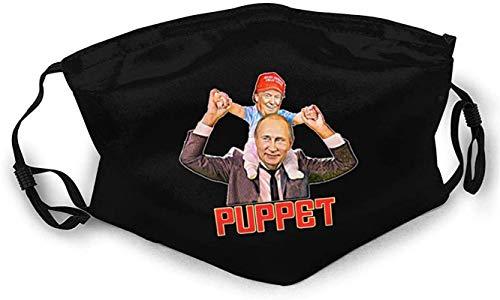 MA-SK Baby Trump Putin ma-SKS - Pañuelo colgante unisex