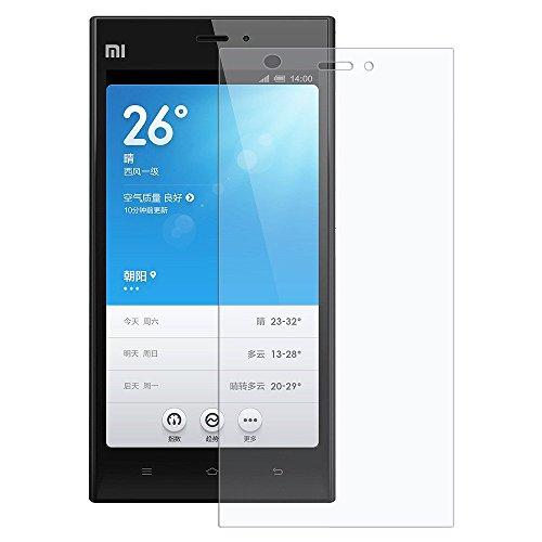 Amzer AMZ97230 - Protector de pantalla (Xiaomi Mi 3, Teléfono móvil/smartphone, Transparente)