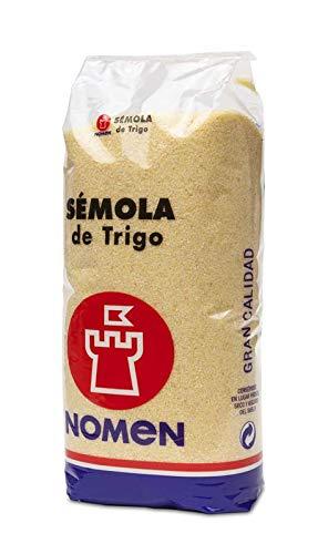 Nomen Semola De Trigo Nomen 0,5 Kg 500gr