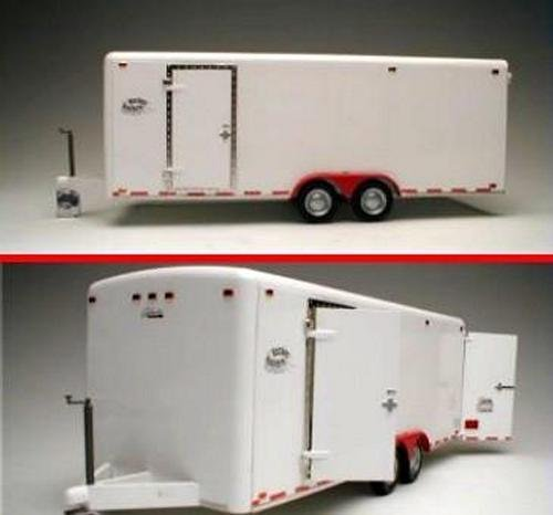 Tandem Two-Axle Tag-Along 21-Ft Trailer 1-24/1-25 Galaxie