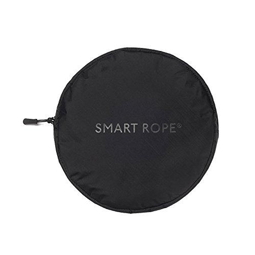 Tangram Smart Rope Fitness Jump LED Display (Black, Medium)