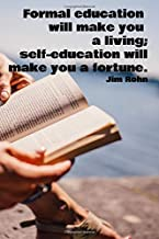 Best self education will make you a fortune Reviews