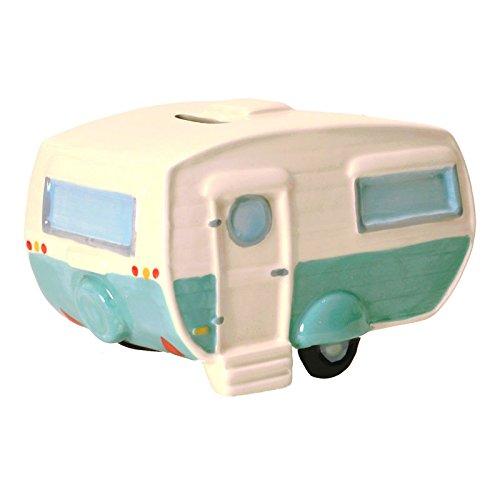 Wohnwagen Spardose - Sparschwein Sparbüchse Wohnmobil