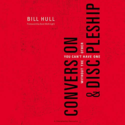 Conversion and Discipleship cover art