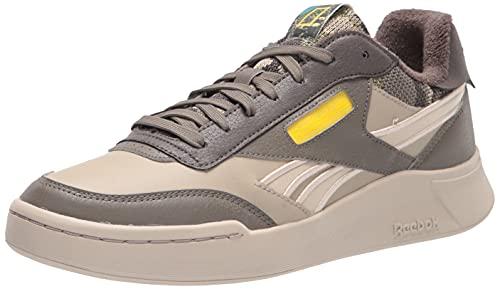 Reebok Unisex Club C Legacy Revenge Sneaker, National Geographic/Terrain Theme/Stone, 6.5 US Men