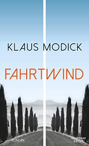Buchseite und Rezensionen zu 'Fahrtwind: Roman' von Klaus Modick
