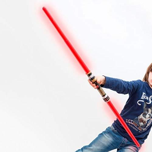 suono spada laser a doppia e spada laser