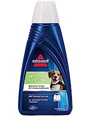 BISSELL Spot & Stain Pet, reinigingsmiddel voor geurtjes en vlekken van huisdieren, geschikt voor gebruik in alle Bissell vlekkenreinigers, 1085N