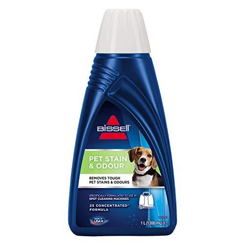 Bissell 1085N Spot & Stain Pet, Reinigungsmittel für Haustiergerüche und -flecken, geeignet zur Verwendung in allen Bissell Fleckenreinigern