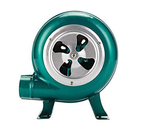 バーベキューブロワー、12V-220V速度調節可能な扇風機家庭用屋外ピクニックバーベキュー燃焼支援ファン充電式リチウム電池付き,890W