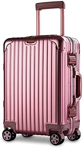 スーツケース アルミマグネシウム合金 機内持込 キャリーバッグ 360度回転 静音キャスター キャリーケース TSAロック フレームタイプ 保護カバー付き 軽量