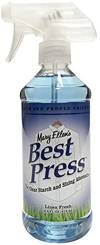 Mary Ellen Products - Mary Ellen Best Press - Mejor Alternativa a la Prensa de fécula de Clara 473 ml, Lino, Fresco, Otros, Multicolor
