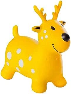 Robbie Toys Buitenspeel Jumping Deer Game (Yellow)