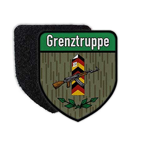 Copytec Grenztruppen NVA DDR AK Strichtarn Grenze Sicherung MfNV Patch #31418